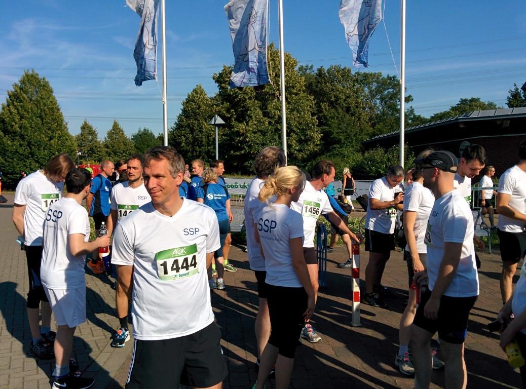 AOK Firmenlauf 2014, Bochum