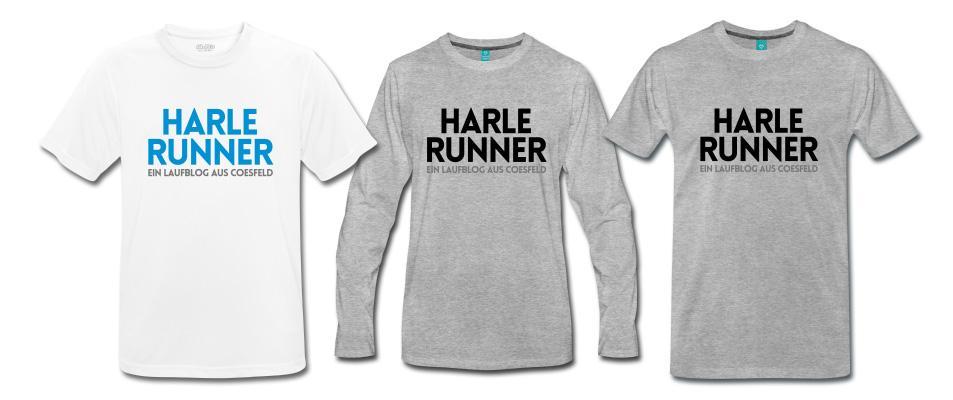 "Spreadshirt-Kollektion ""Harlerunner"""