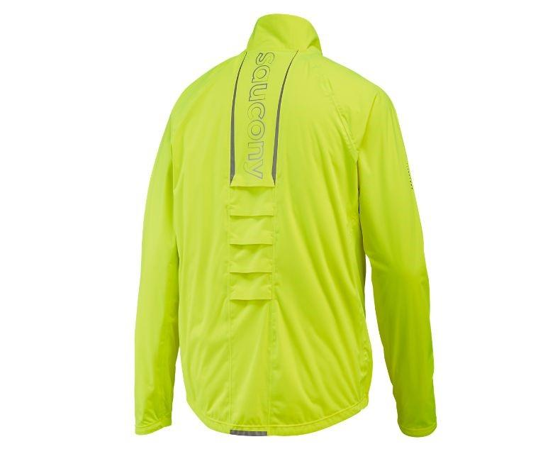 Saucony Razor Jacket - Rückenansicht © Saucony