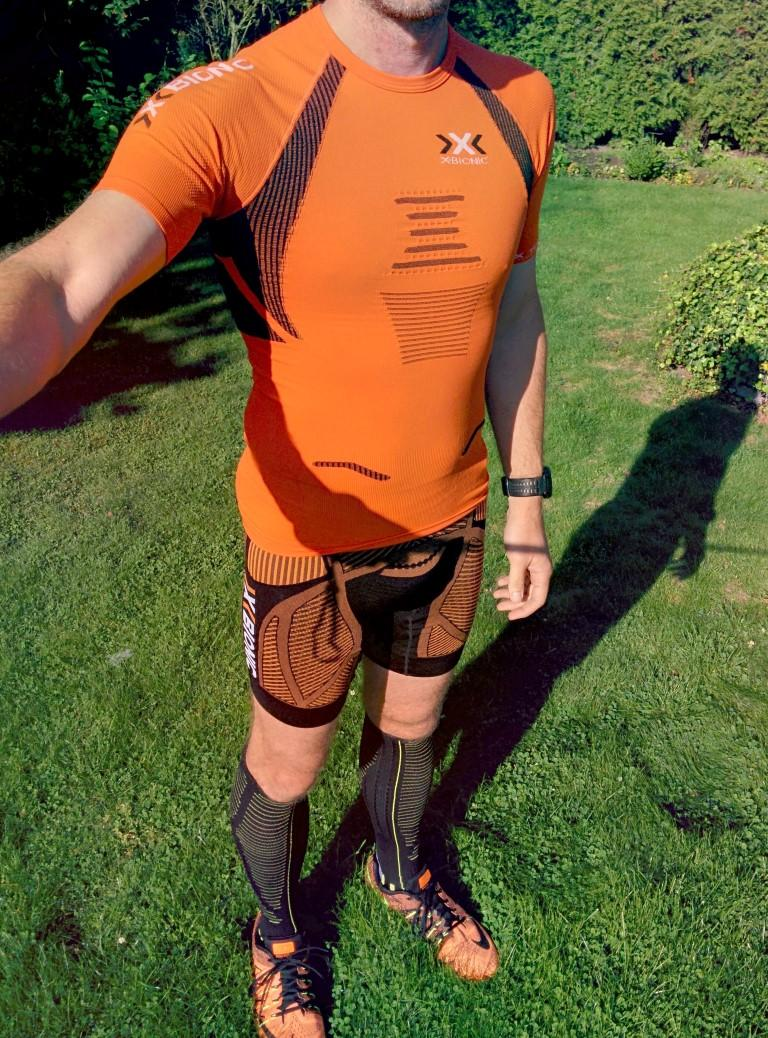 X-Bionic The Trick Running Shirt und Pants