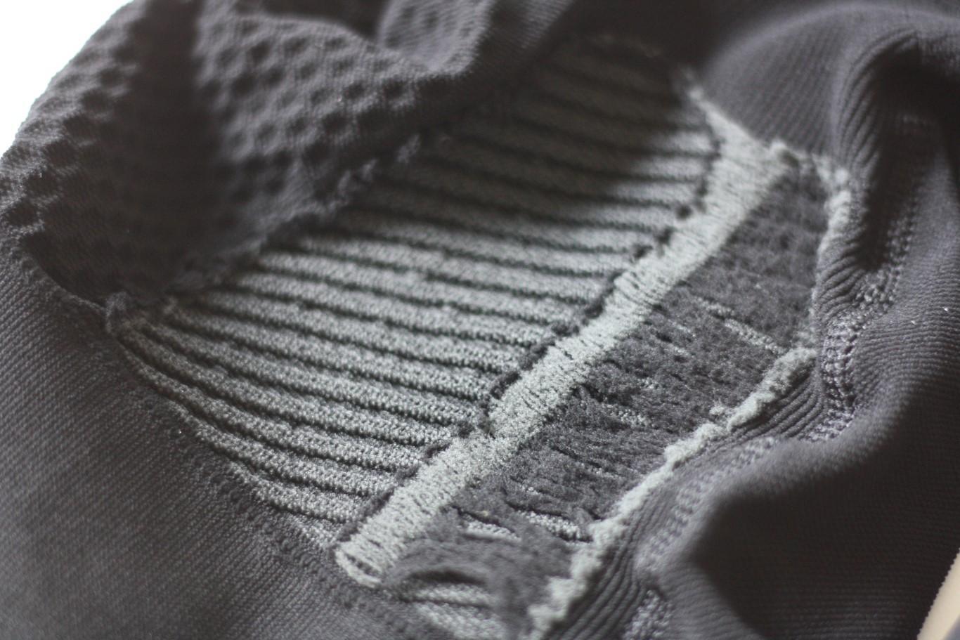 X-Bionic Twyce Pants im Detail von innen