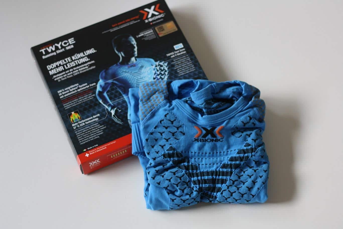 Twyce Running Shirt