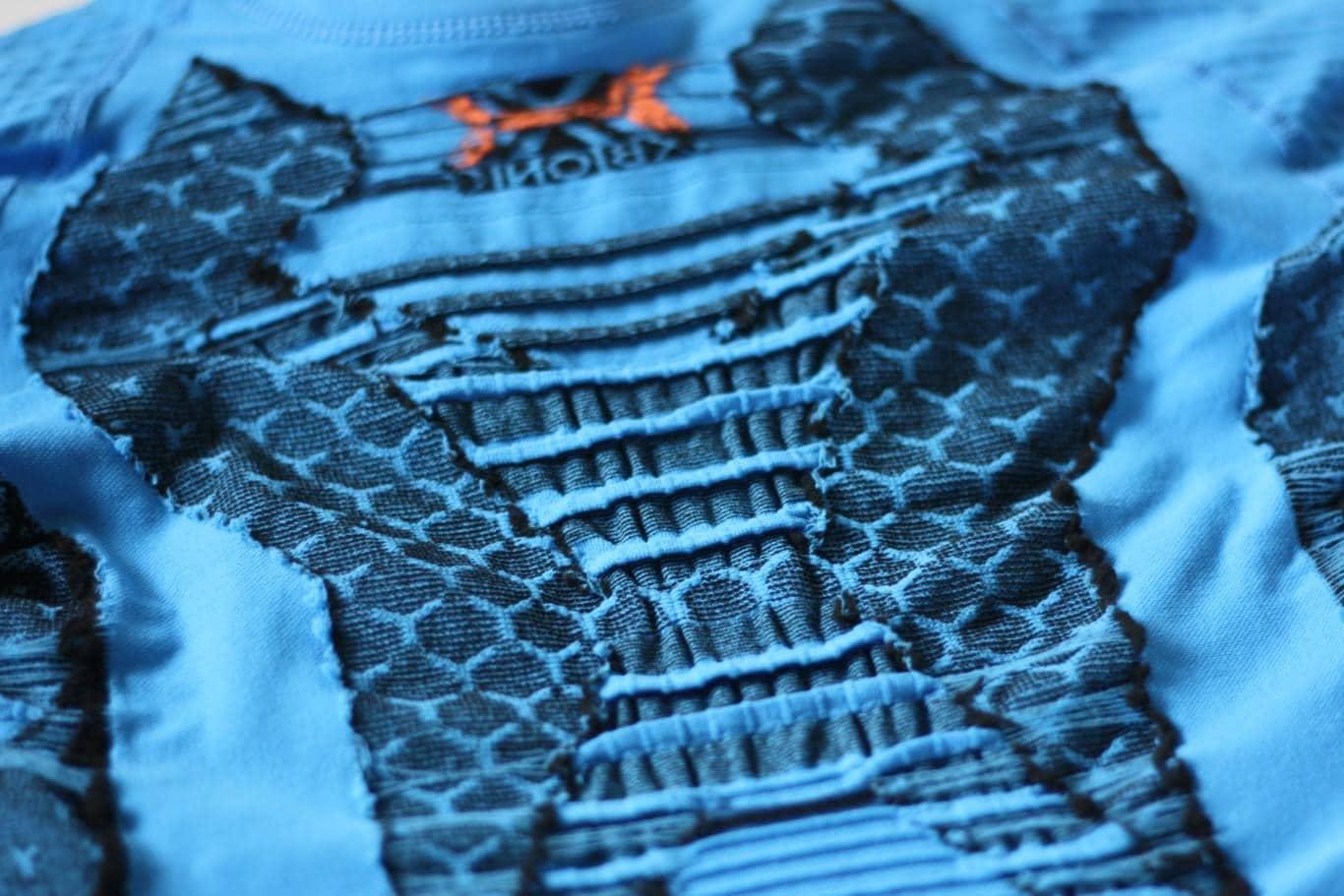 Twyce Shirt - Brustseite von innen