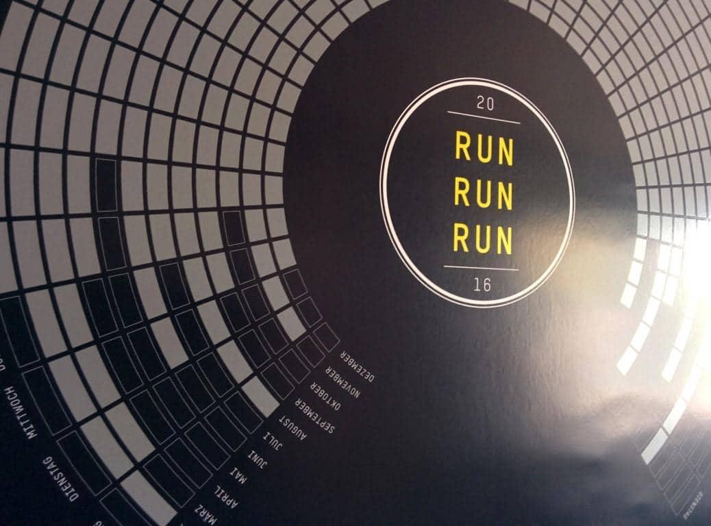 RunRunRun Rubbelkalender 2016