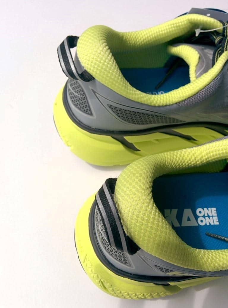 Hoka One One Clifton 2 - Gepolsterte Ferse
