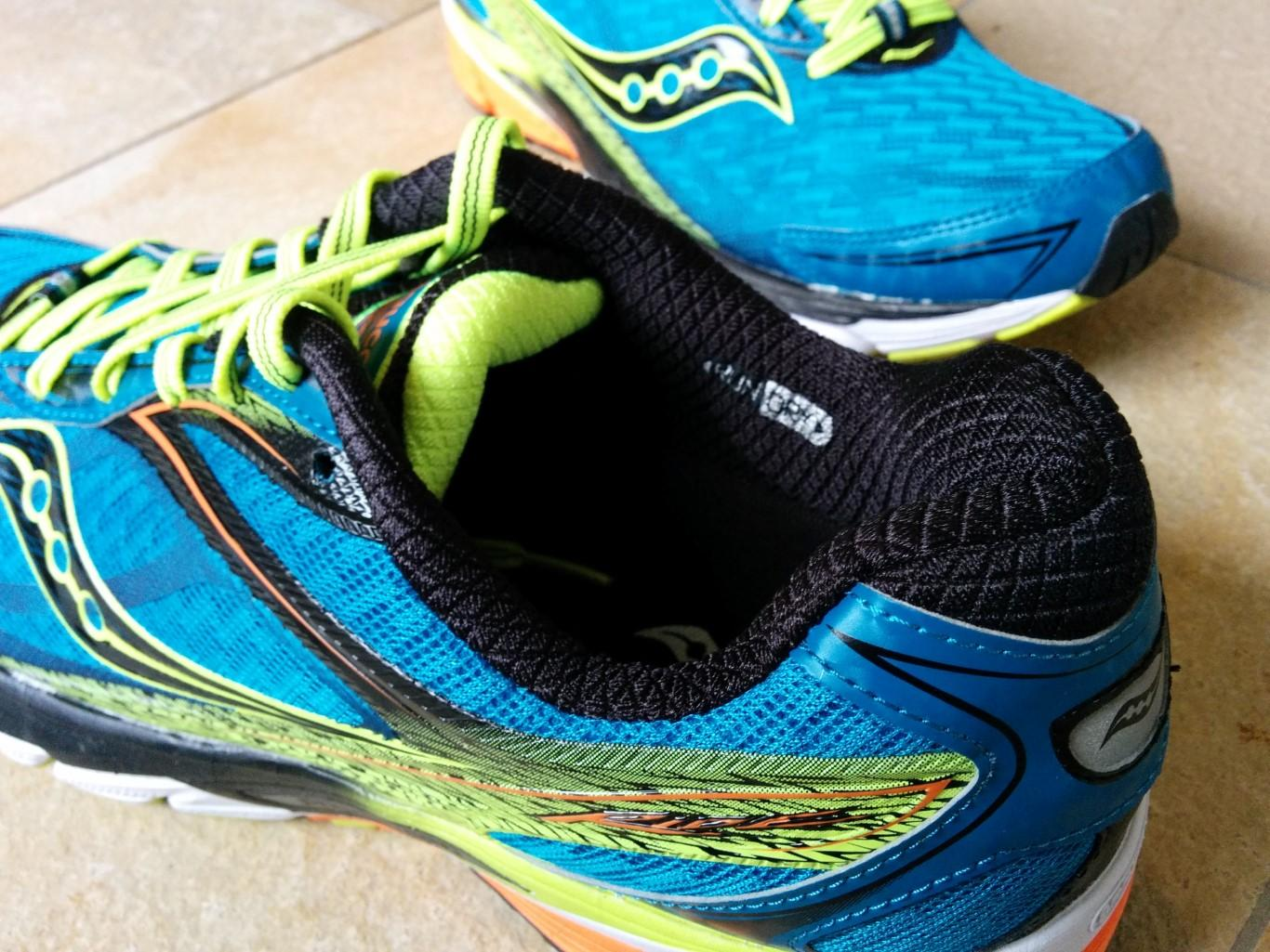 Saucony Mirage 4 Damen Test