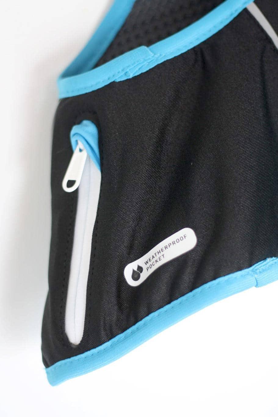 Wasserfeste Reißverschlusstasche
