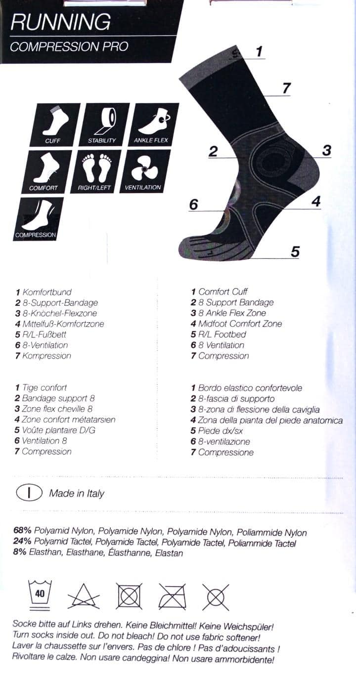 Eightsox Compression Pro
