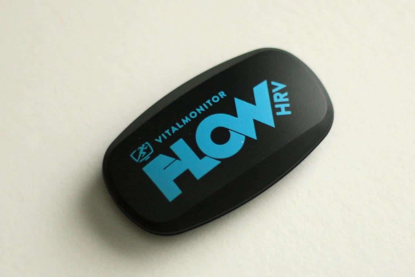 Vorderseite des FLOW HRV