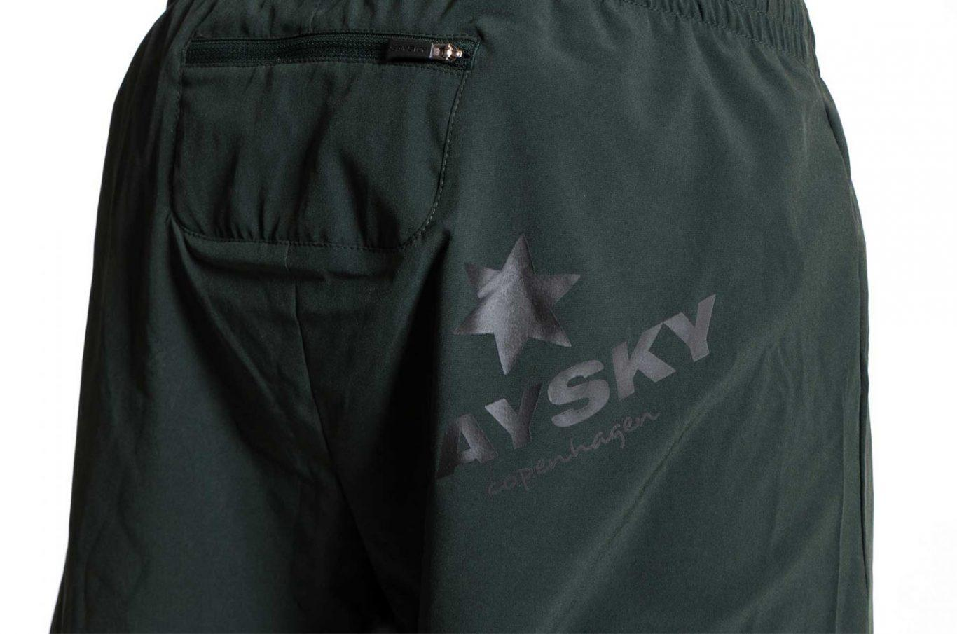 (c) Saysky 2-in1-Shorts