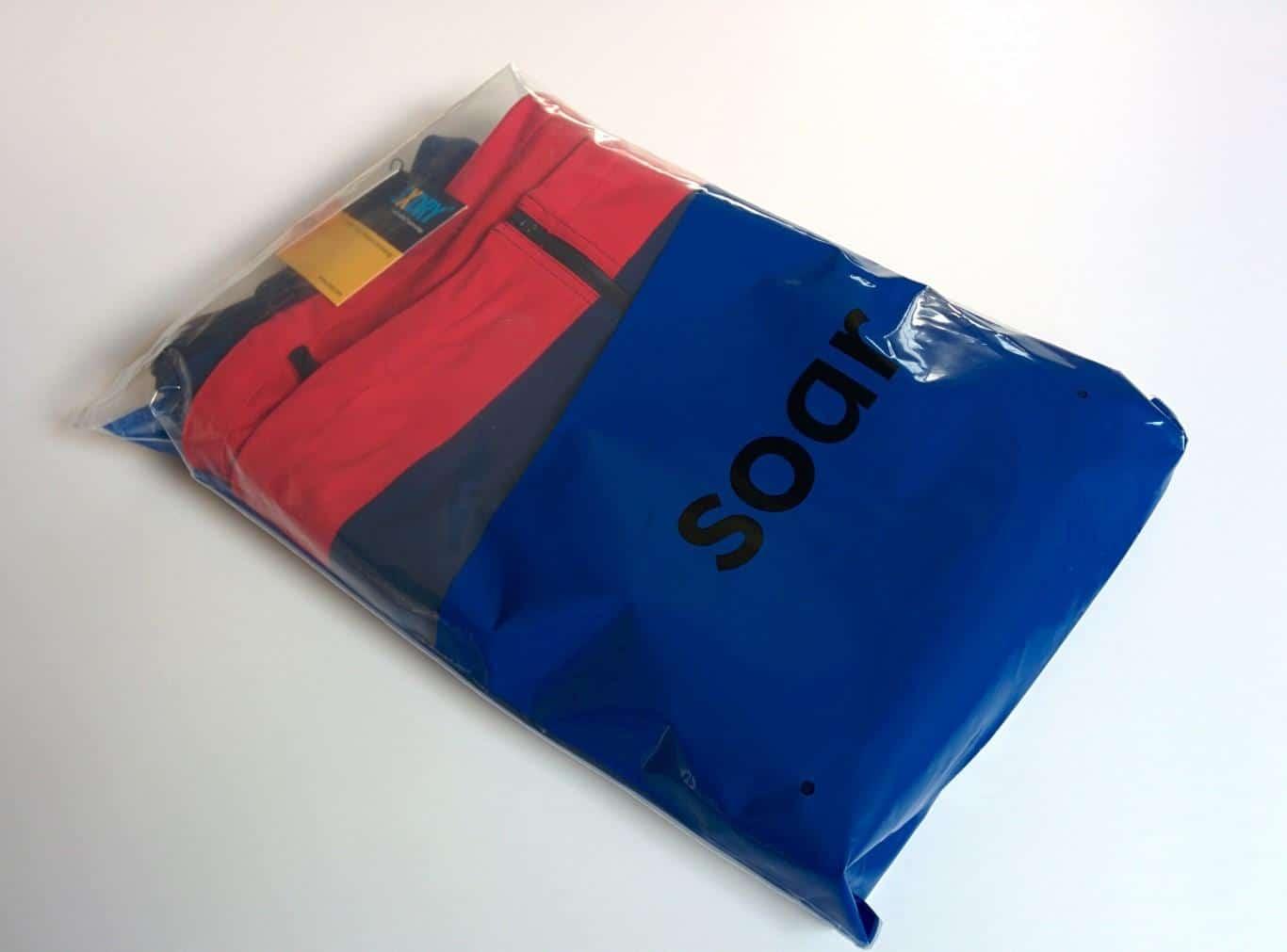 Soar Running - Verpackung