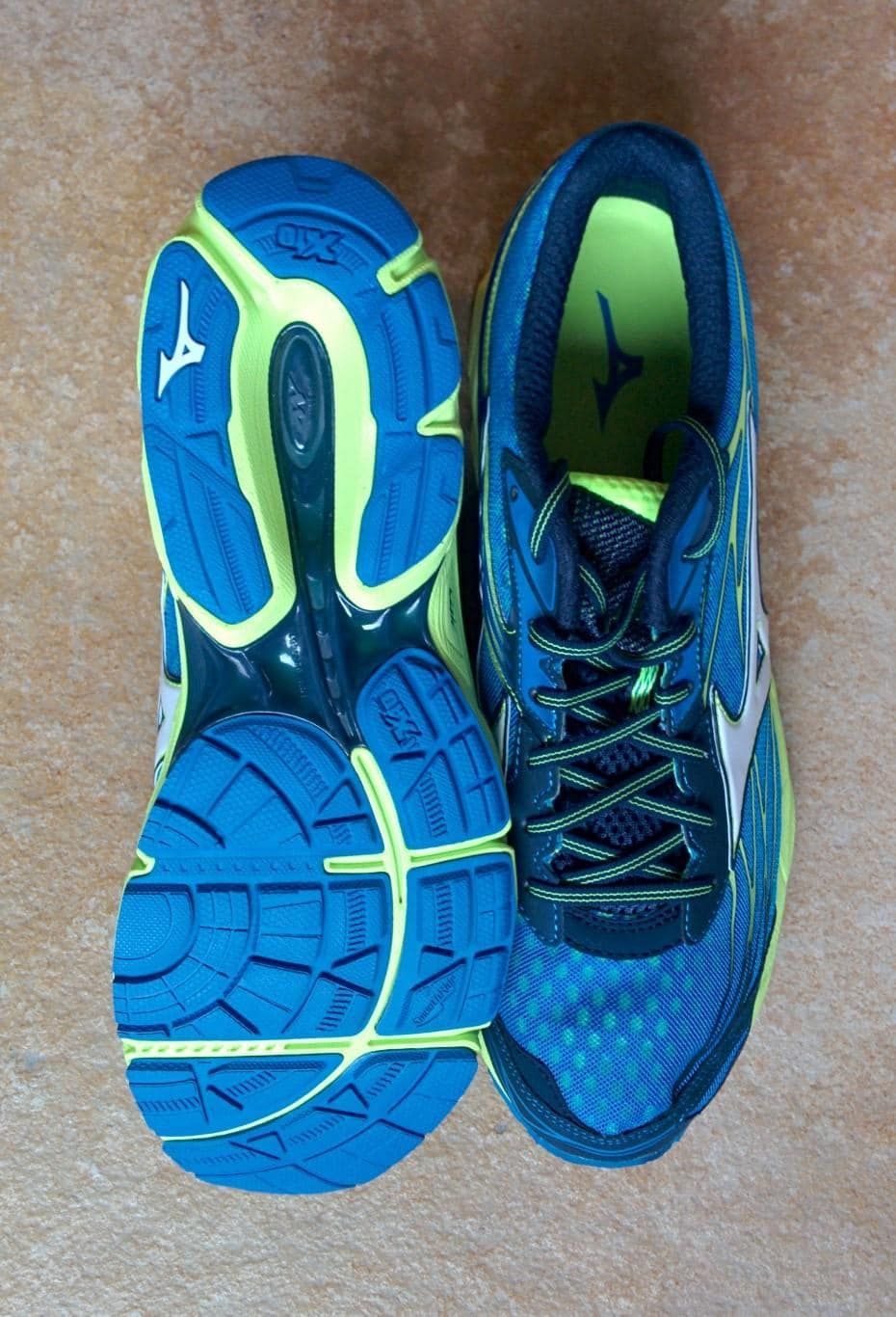 Mizuno Wave Catalyst - Laufsohle