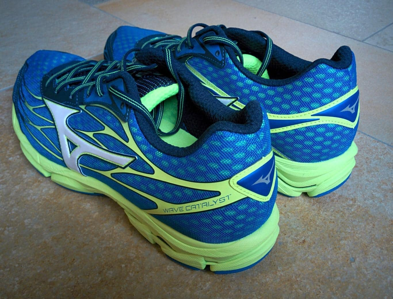 Mizuno Wave Catalyst - Ferse