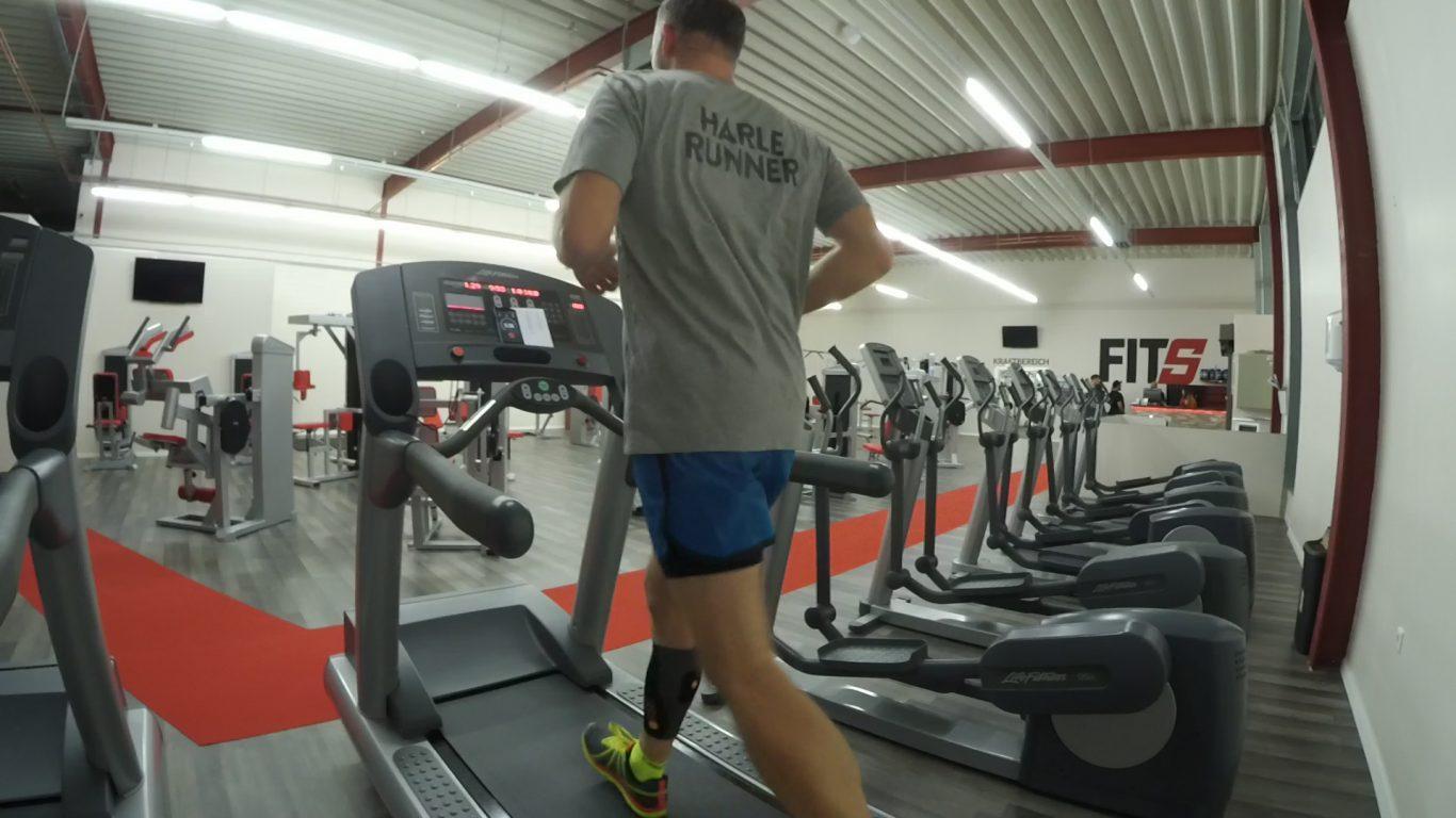 BSXinsight Endurance Test - Stufe 5 bei 5:50 min/km