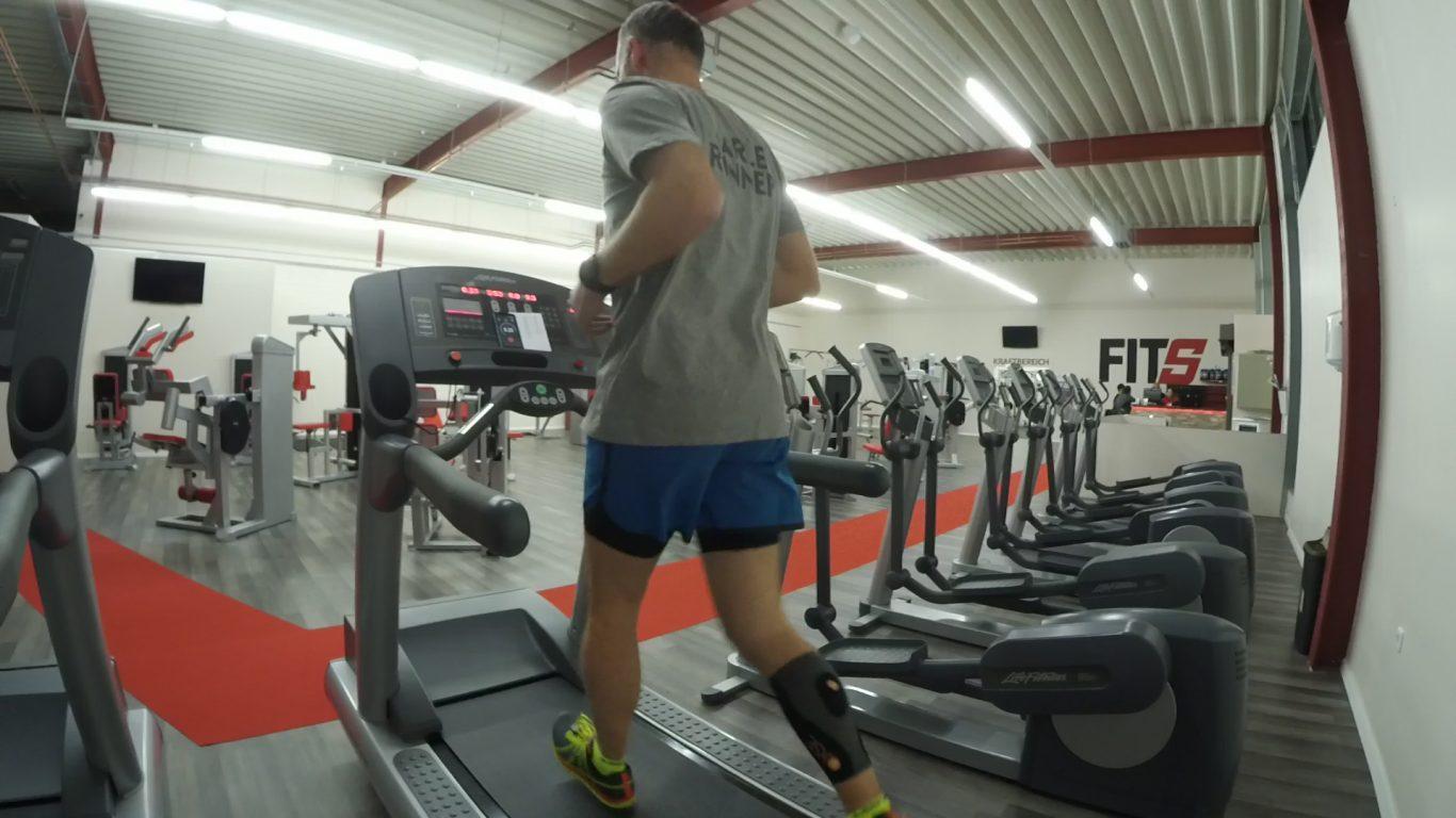 BSXinsight Endurance Test - Stufe 3 bei 6:13 min/km