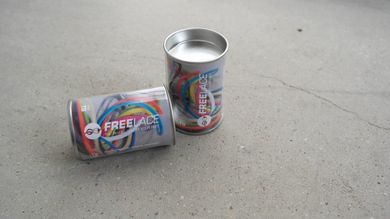 (c) Freelace Verpackung