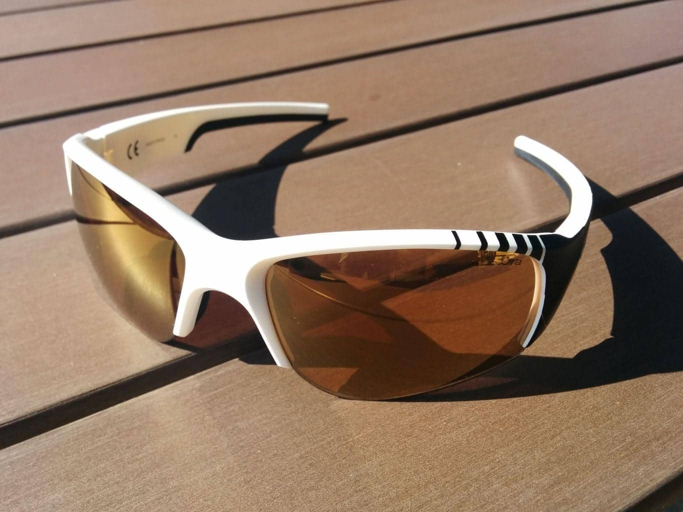Julbo Dust Gold Quest mit Zebra-Glas