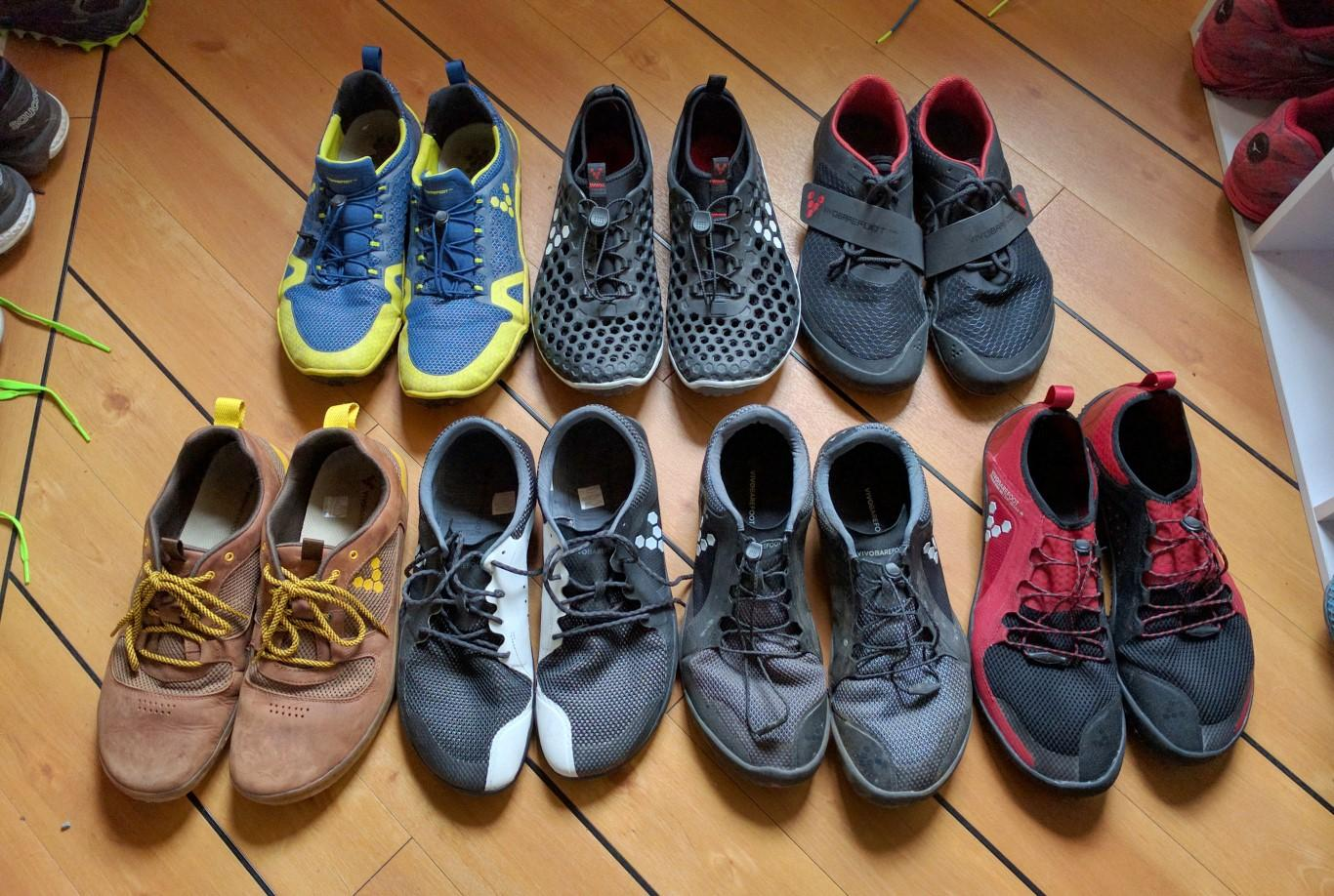 Vivobarefoot Sammlung