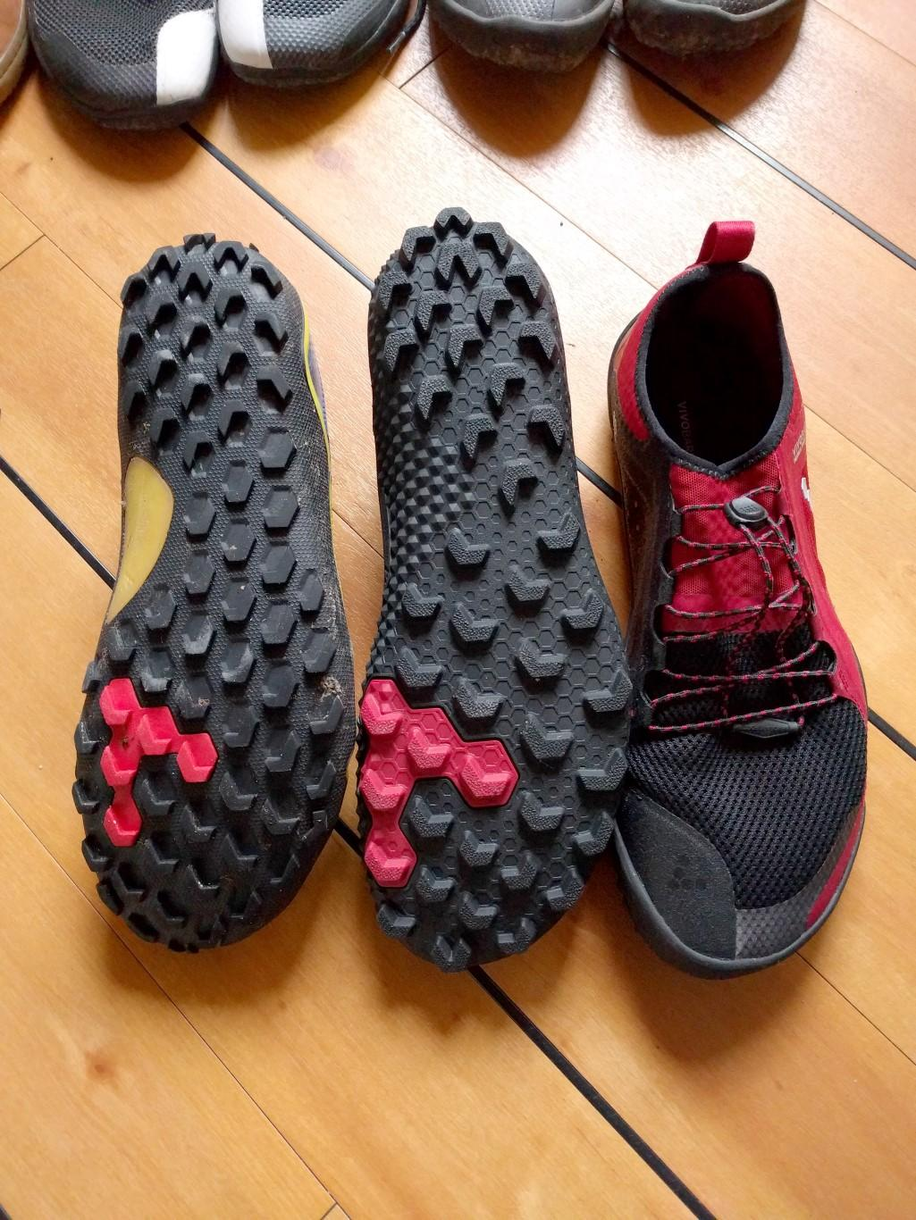 Vivobarefoot Primus Trail Soft Ground und Trail Freak