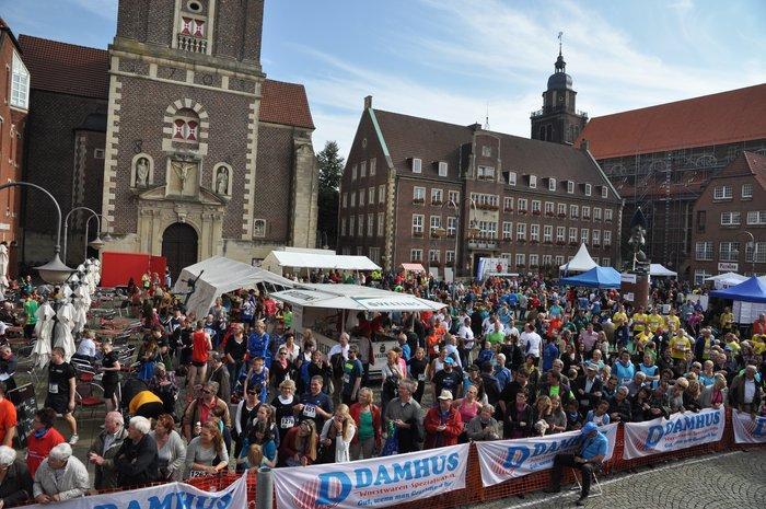Coesfelder Citylauf 2014