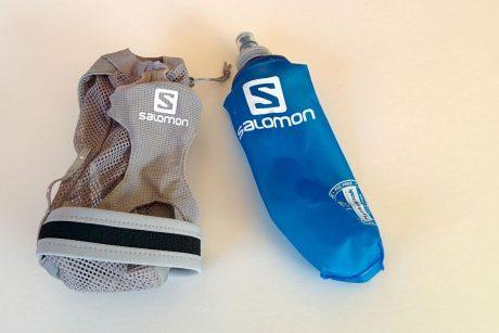 Salomon Hydro Park Set mit 500 ml Soft-Flask