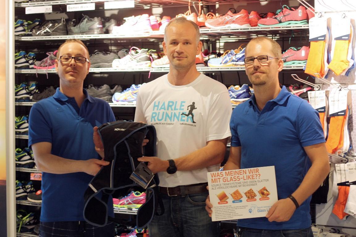 Christian Papenkort, Thomas Pier, Markus Höppner