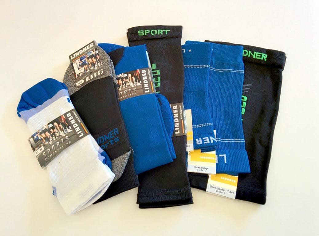 Laufsocken-Test - Lindner Socken
