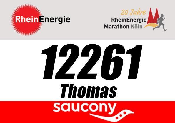 Halbmarathon Köln 2016