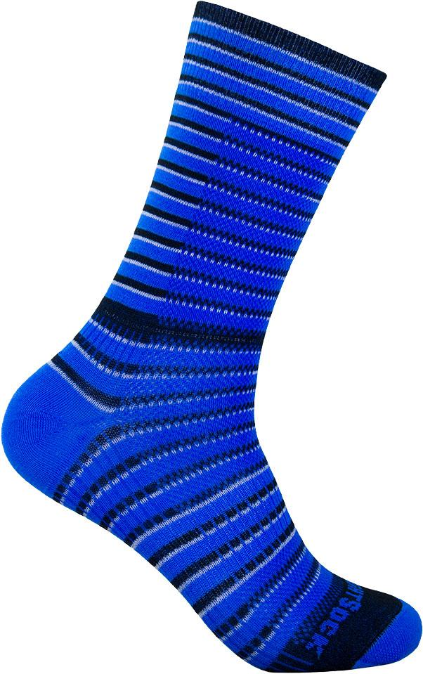 Coolmesh II crew - Ringelsocken