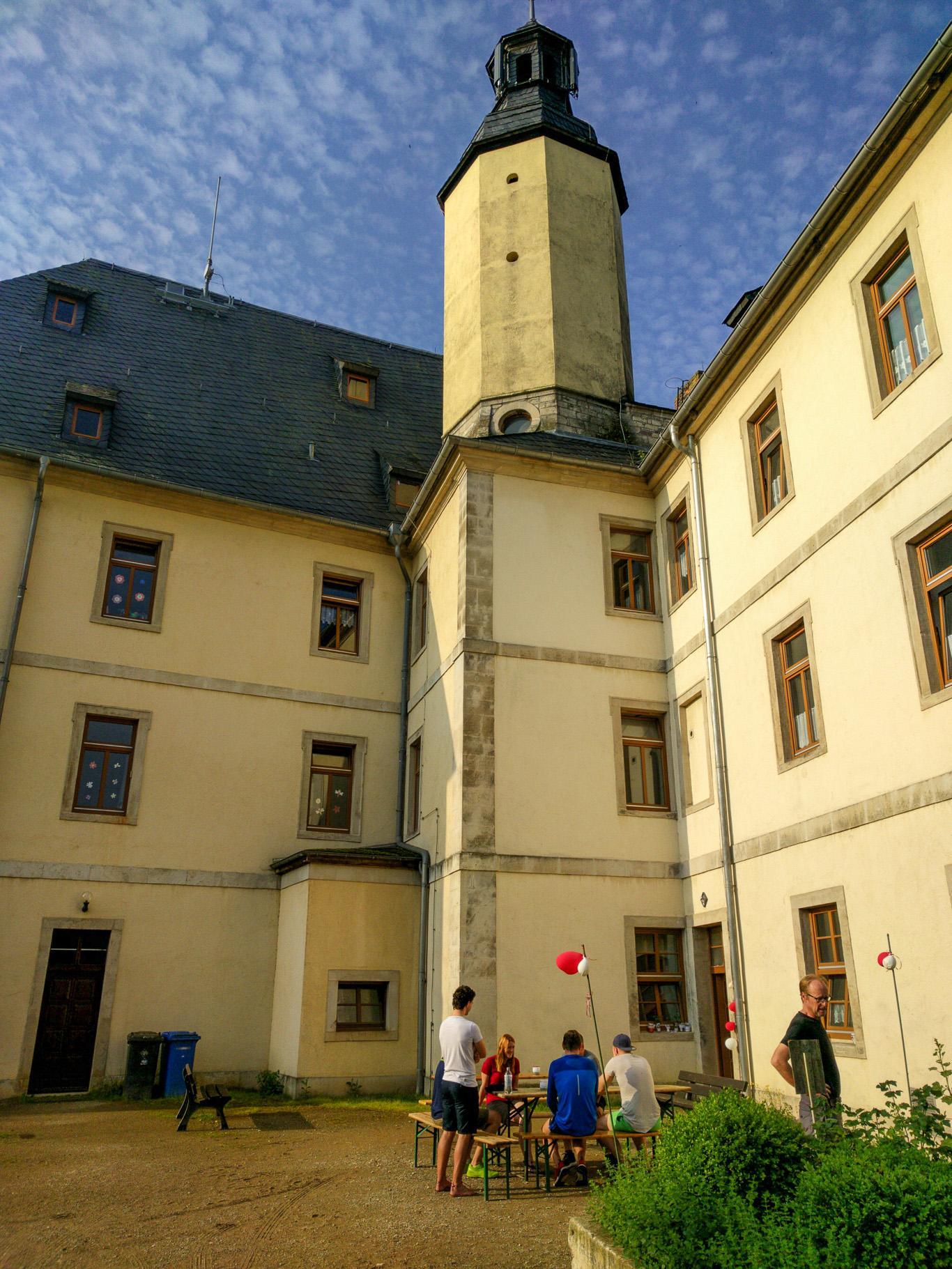 Schloss Balgstädt