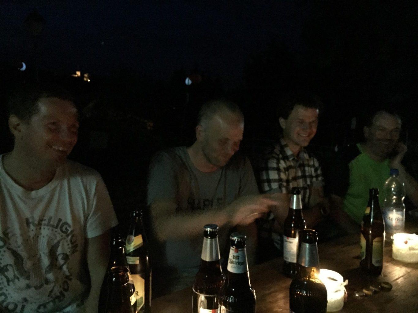 bis spät in die Nacht... (c) startblog-f.de