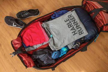Voll gepackt und immer noch Platz