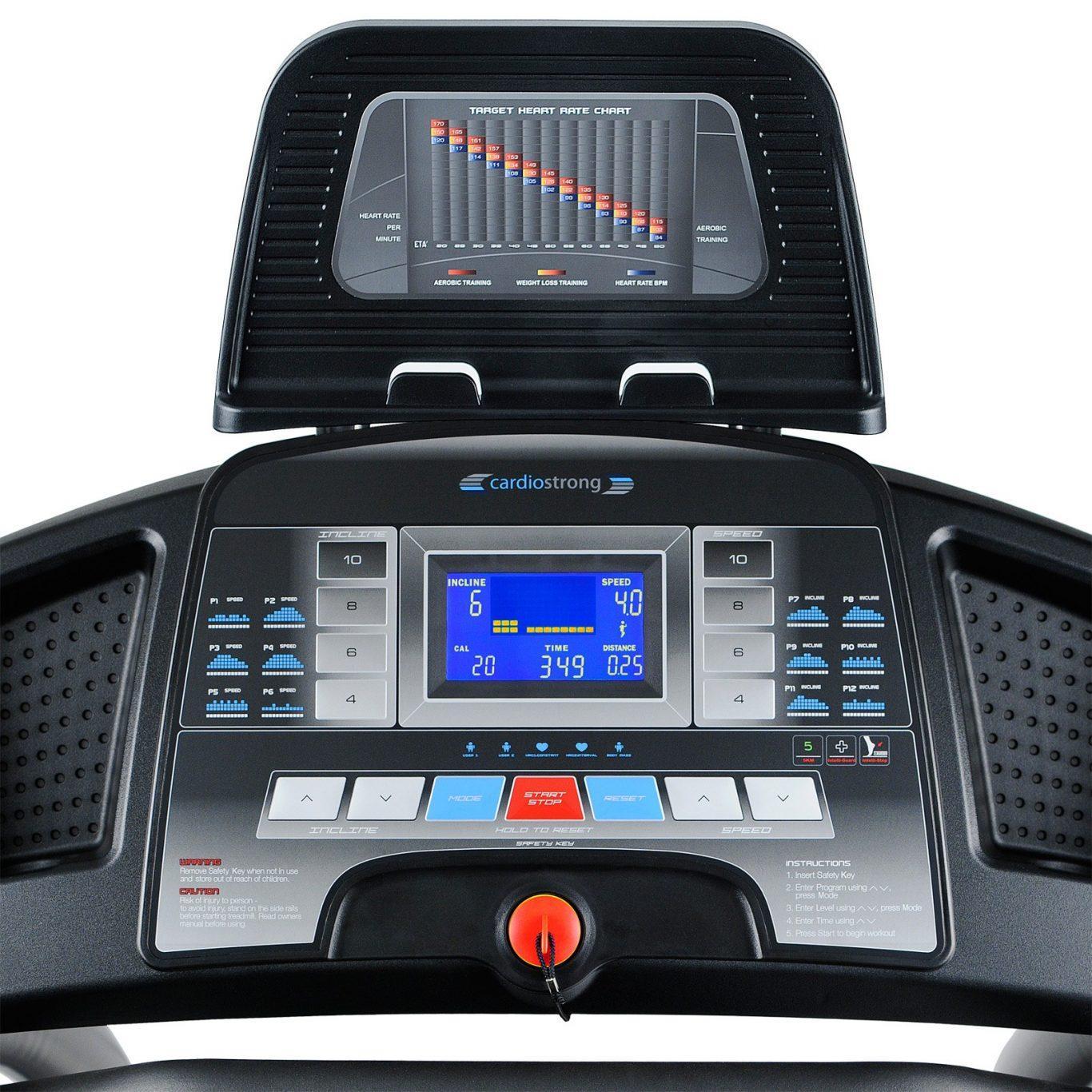 Cardiostrong TX50