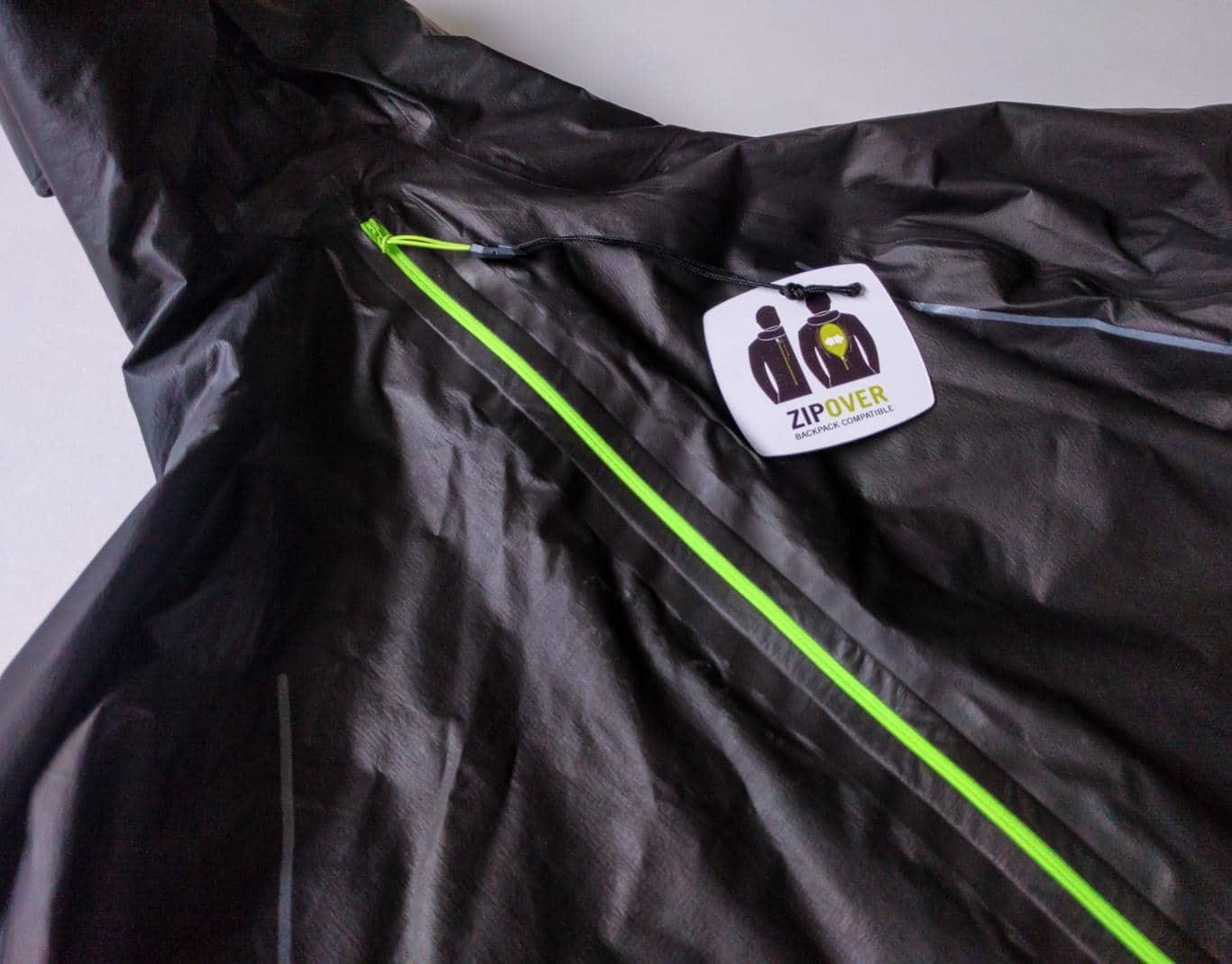 Dynafit ZipOver Backpack System
