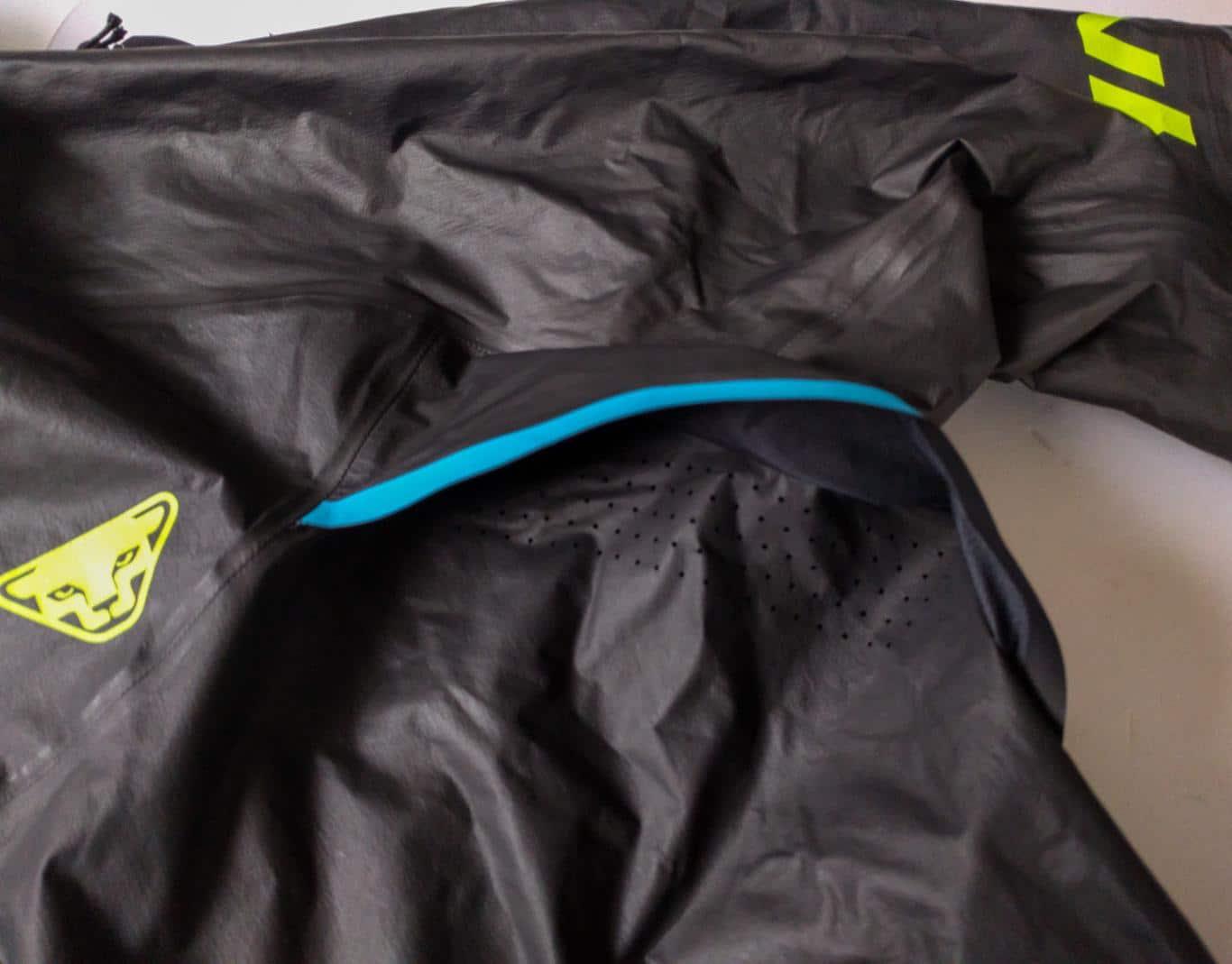 Dynafit Active Airflow Ventilation