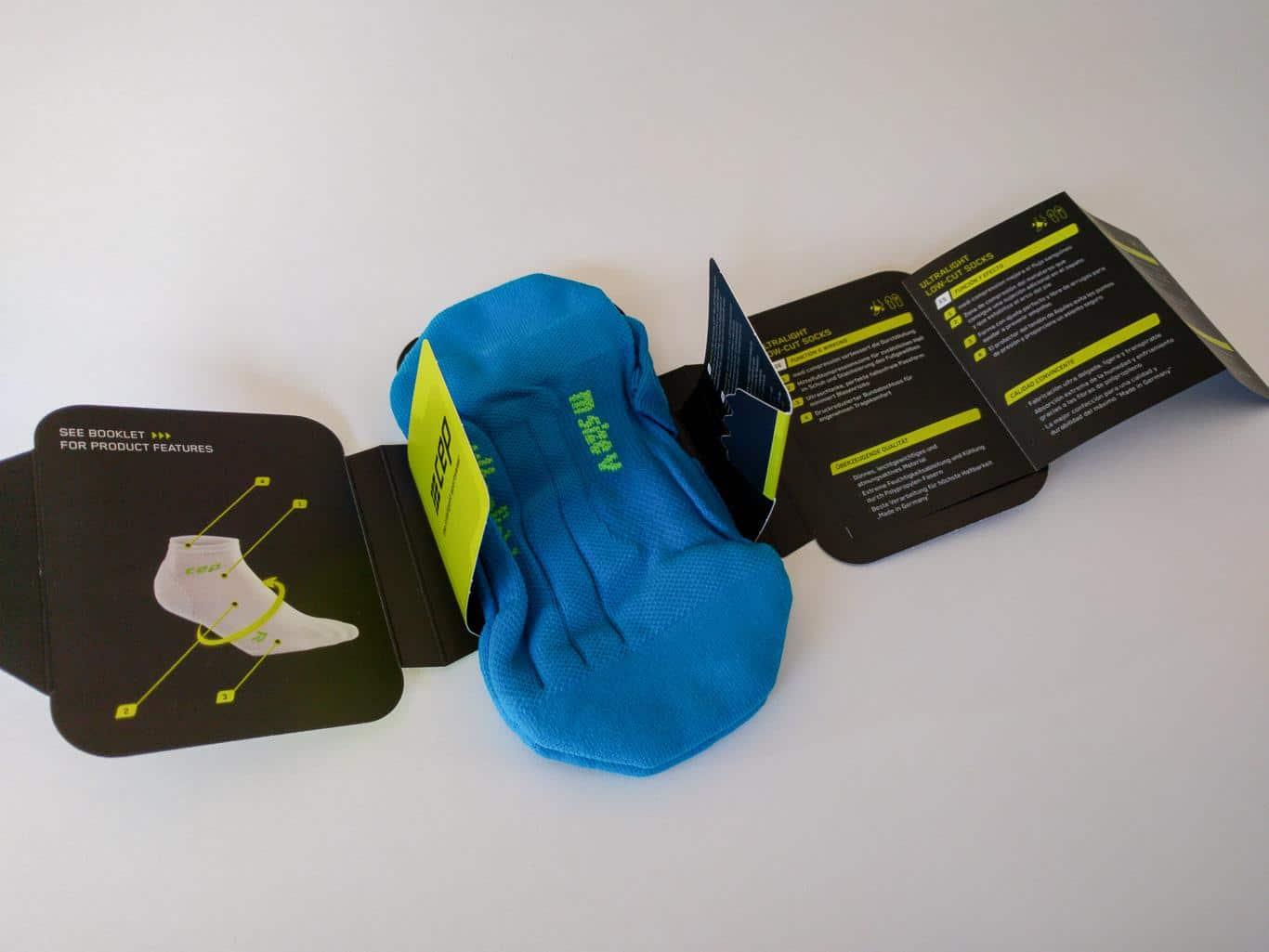 CEP Ultralight Low-Cut Socks