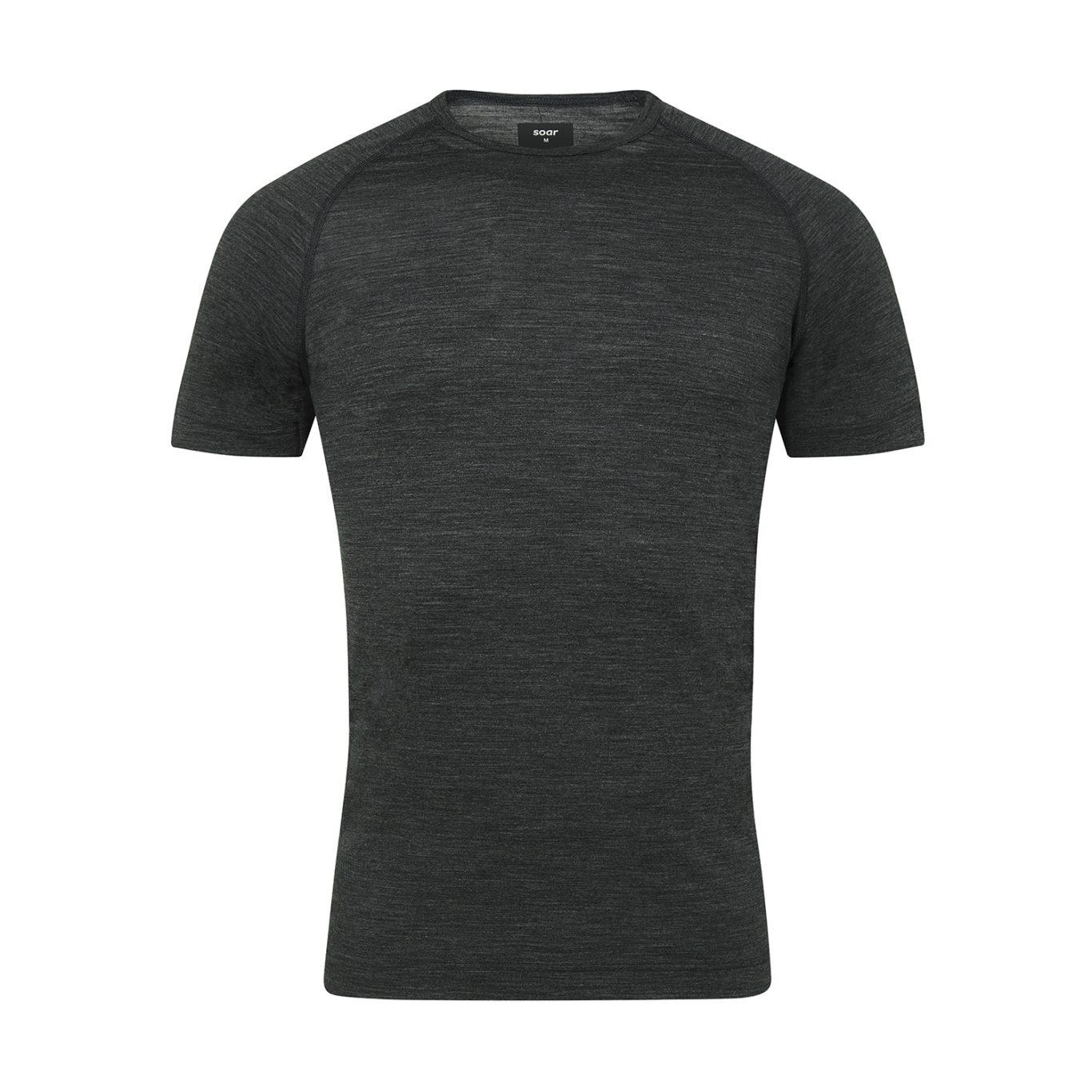 (c) Soar Merino & Silk T-Shirt Base