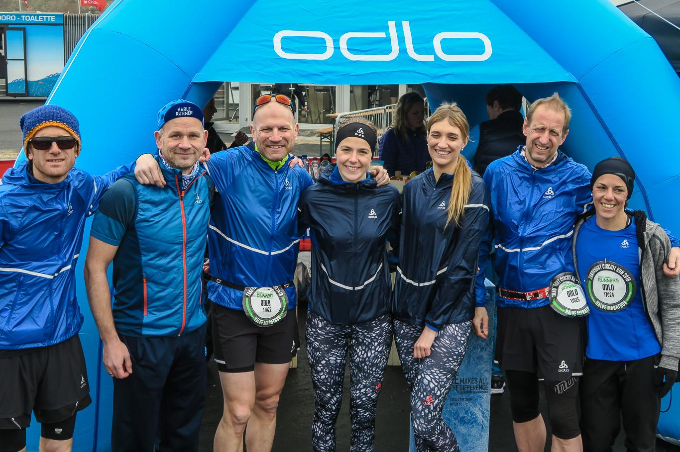 Team ODLO Influencers