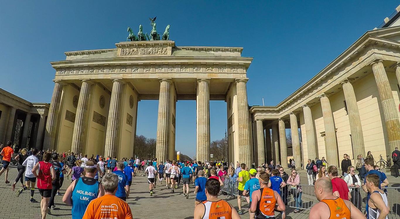 Das ist es: das Brandenburger Tor