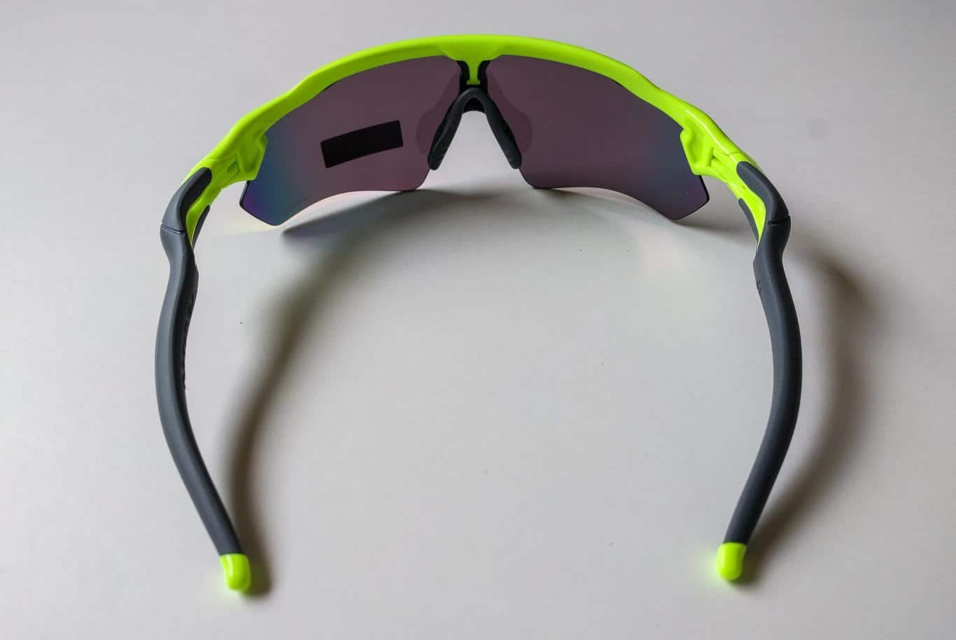 Oakley Radar EV Path - gummierte Bügel