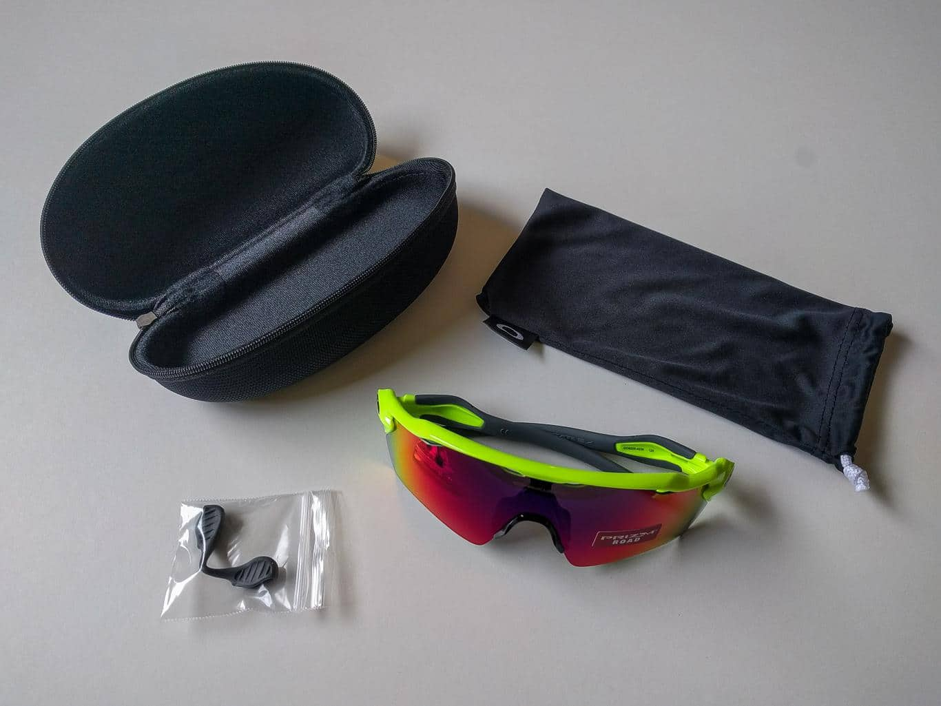 Oakley Radar EV Path - Lieferumfang