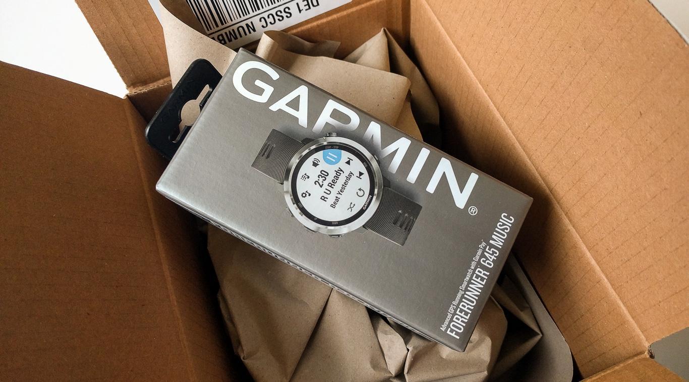 Garmin Forerunner 645 Music