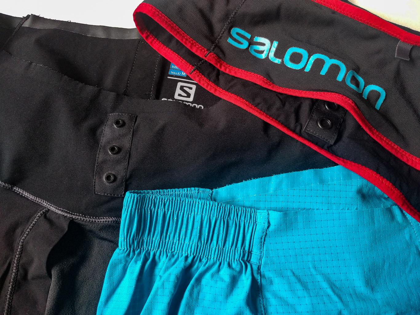 Salomon S-LAB Tight, Short und Modular Belt