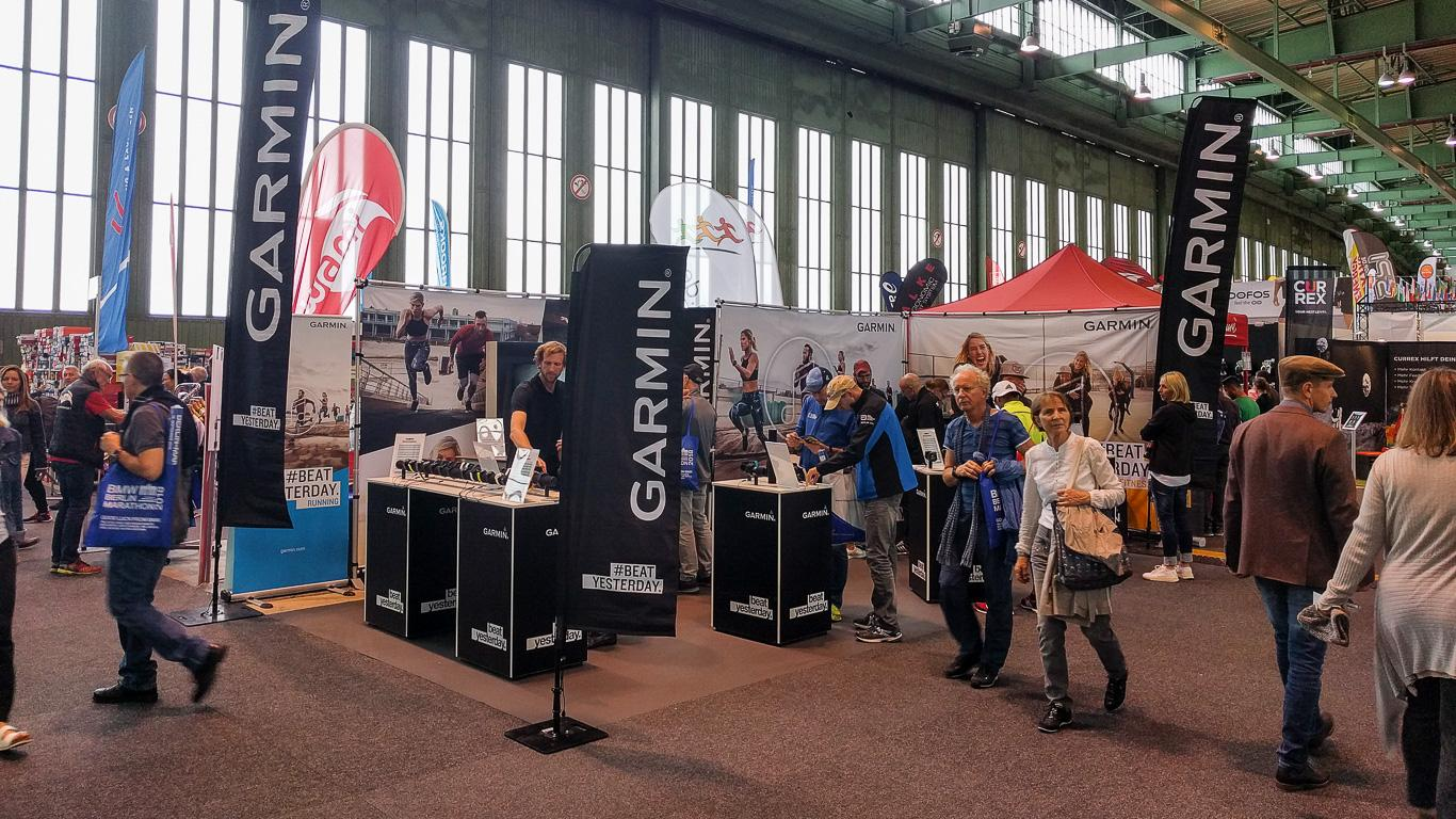 Messe Berlin Vital: Garmin