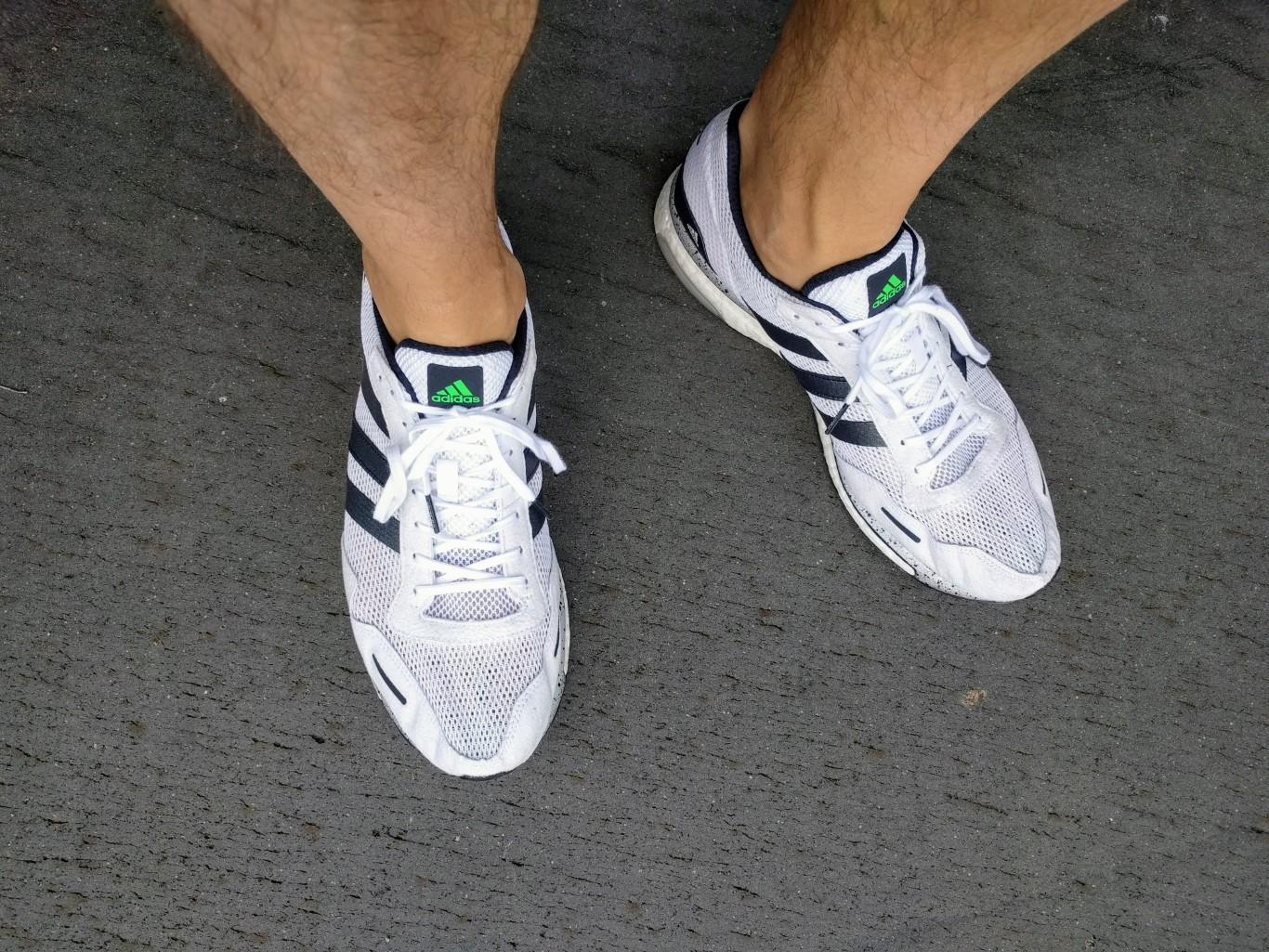 adidas adizero adios 3 | HarleRunner - ein Laufblog aus Coesfeld