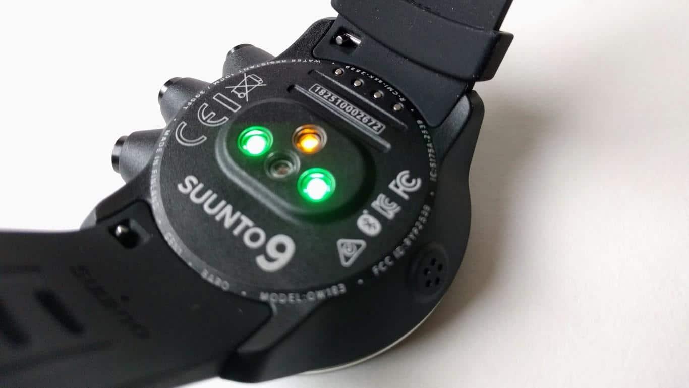 Optischer Herzfrequenzsensor