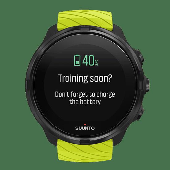 Teil des Batteriemanagements: Erinnerung, die Uhr zu laden