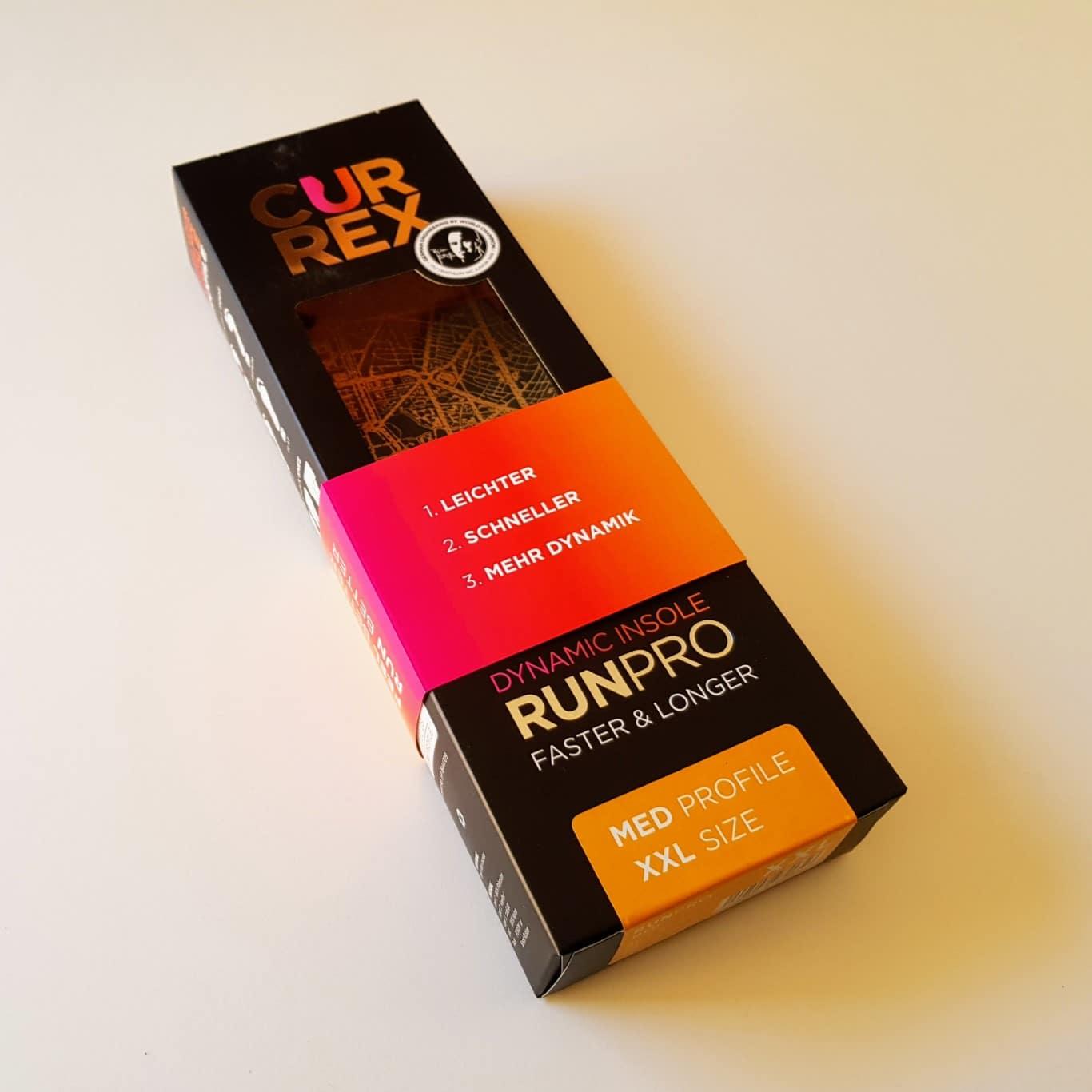 Currex RunPro Insole