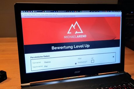 Level Up - Michael Arend Training