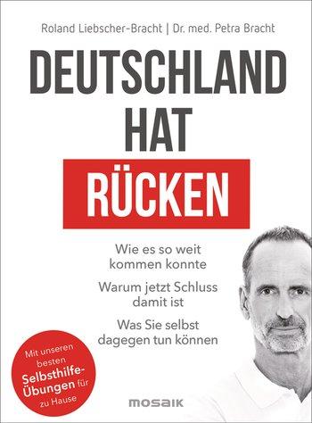 """""""Deutschland hat Rücken"""", Roland Liebscher-Bracht und Dr. med. Petra Bracht (Mosaik)"""